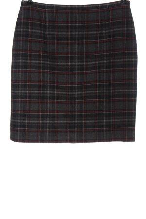 Barisal Mini rok geruite print casual uitstraling