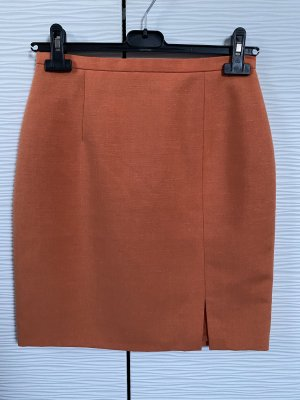 Barisal Pencil Skirt dark orange