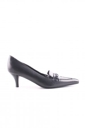 Barisal Spitz-Pumps schwarz Business-Look