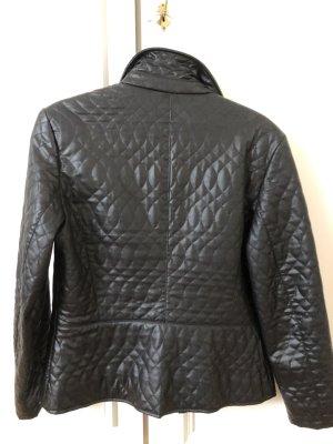 Barisal Korte blazer zwart Acryl