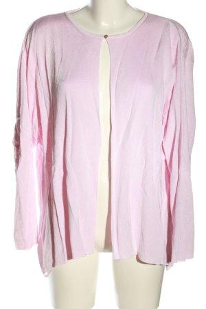 Barisal Gebreide cardigan roze casual uitstraling