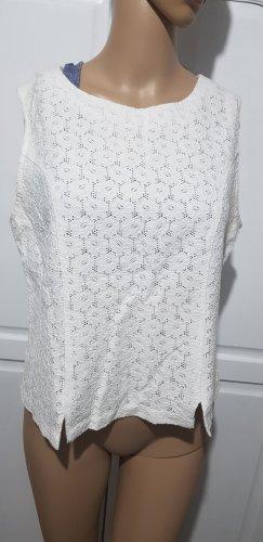 barisal top Oberteil shirt spitze weiß