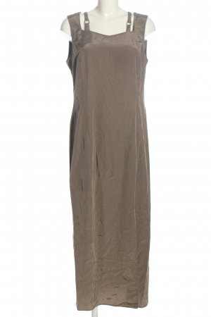Barisal Pinafore dress bronze-colored casual look
