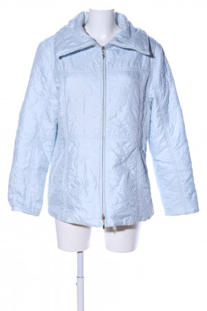 Barisal Between-Seasons Jacket blue abstract pattern casual look