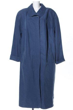 Barisal Manteau mi-saison bleu style décontracté