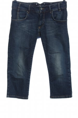 Barnaby, Collum & Smith Jeans a 3/4 blu stile casual