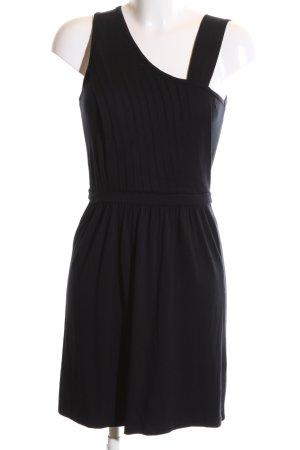 Barneys New York Jerseykleid schwarz Casual-Look