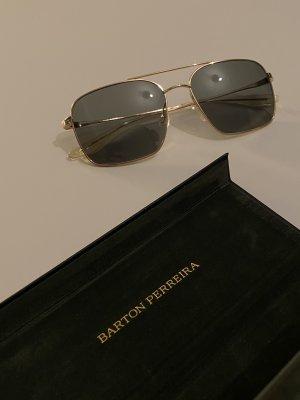 Okulary pilotki złoto-ciemnoszary