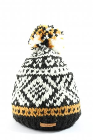 Barts Beanie graphic pattern casual look