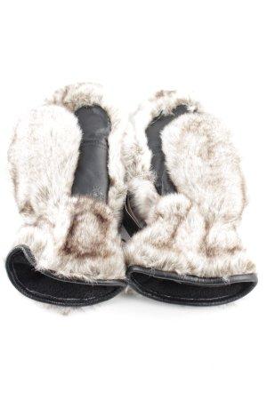 Barts Mittens cream flecked street-fashion look