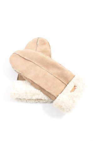 Barts Mittens cream-white casual look