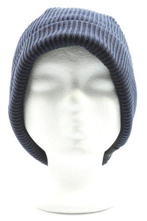 Barts Platte pet blauw casual uitstraling