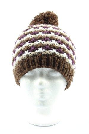 Barts Crochet Cap cable stitch casual look