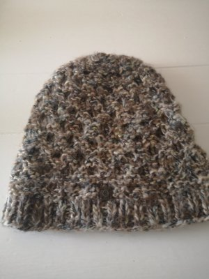 Barts Knitted Hat light brown-brown