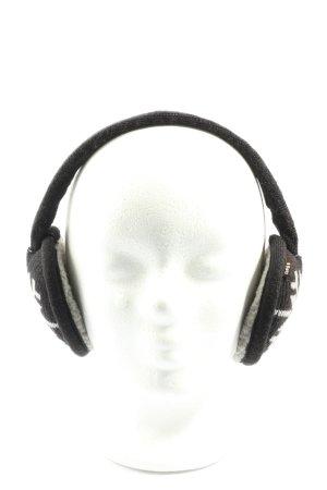 Barts Ohrenwärmer schwarz Casual-Look