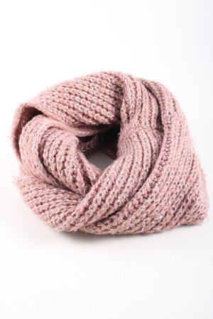 Barts Snood roze gestippeld casual uitstraling