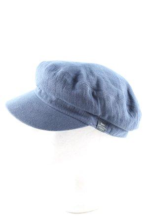 Barts Schirmmütze blau Casual-Look