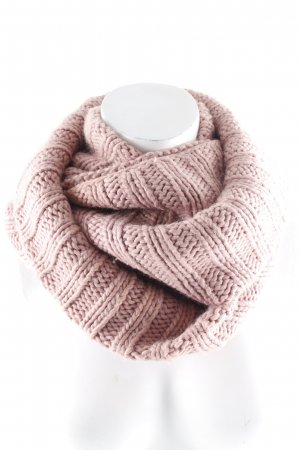 Barts Tube Scarf pink casual look