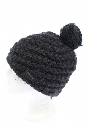 Barts Knitted Hat black casual look
