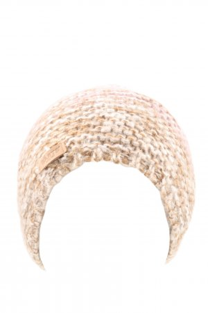 Barts Knitted Hat pink-bronze-colored casual look