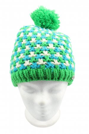 Barts Knitted Hat weave pattern casual look