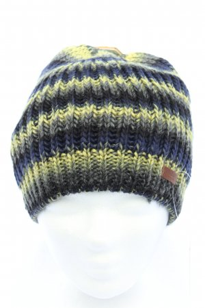 Barts Knitted Hat color gradient casual look