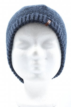 Barts Knitted Hat blue casual look