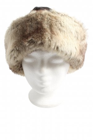 Barts Cappello da panettiere marrone stile casual