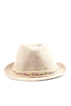 Barts Wollen hoed gestreept patroon casual uitstraling