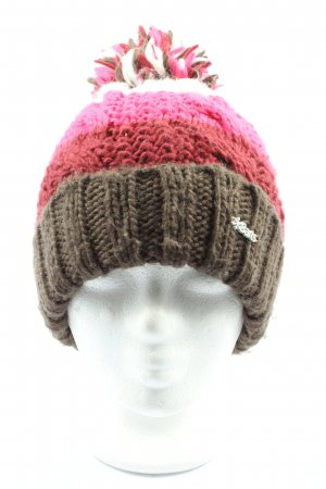 Barts Pointed Hat striped pattern casual look