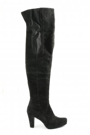 Bartu High Heel Boots black casual look