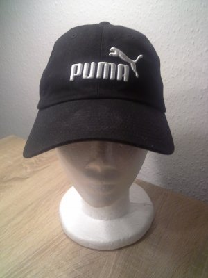 Puma Baseball Cap black-white