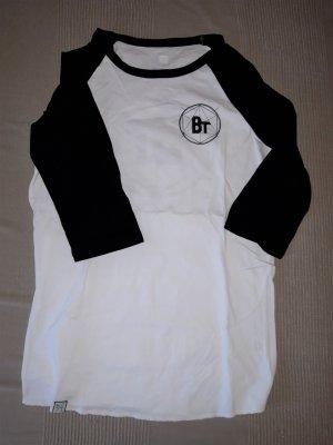 blue tomato Sports Shirt white-black