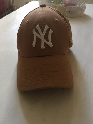 Genuine Baseball Cap white-camel