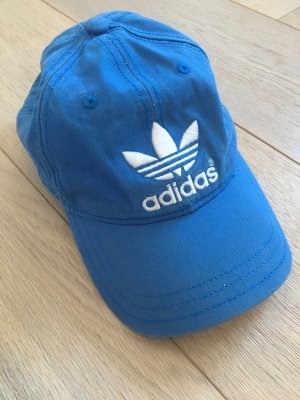 Adidas Berretto da baseball blu