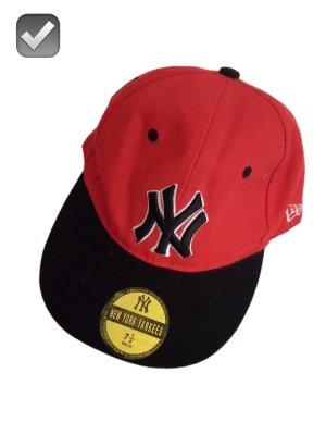 59FIFTY Gorra de béisbol rojo