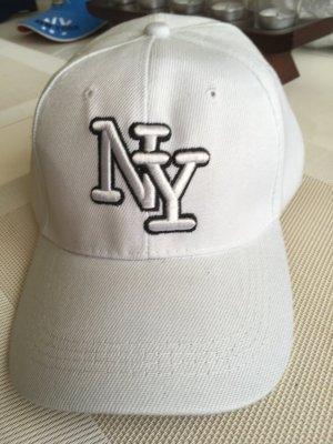 Gorra de béisbol blanco