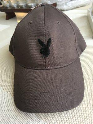 Playboy Berretto da baseball marrone
