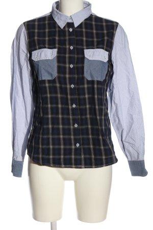 Basefield Camicia da boscaiolo motivo a quadri stile casual