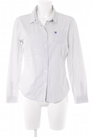 Basefield Long Sleeve Shirt check pattern business style