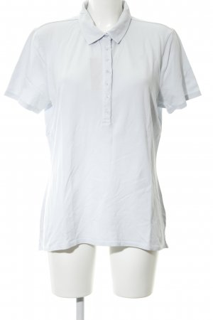 Basefield Polo-Shirt hellgrau Casual-Look