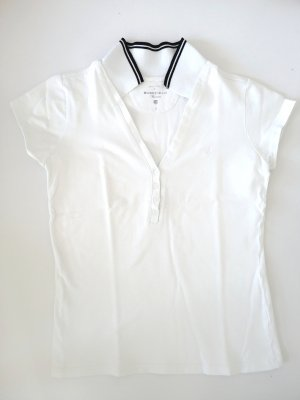 Basefield Polo shirt wit