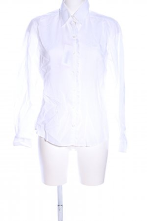 Basefield Ruffled Blouse white business style
