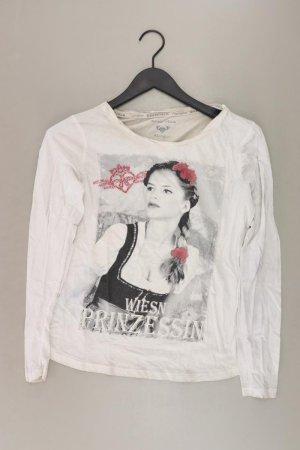 Basefield Shirt Größe M grau aus Baumwolle