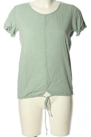 Basefield T-Shirt khaki casual look