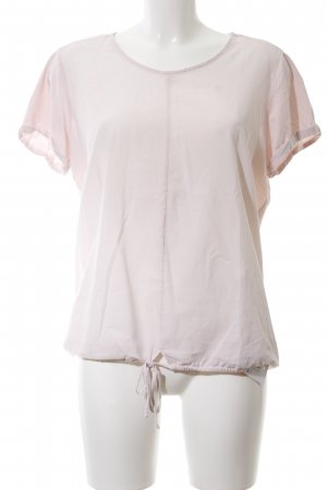Basefield T-shirt rose style d'affaires