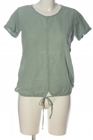 Basefield T-shirt khaki casual uitstraling