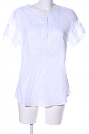 Basefield Tuniekblouse wit casual uitstraling