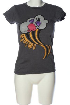 Basic Apparel Print-Shirt