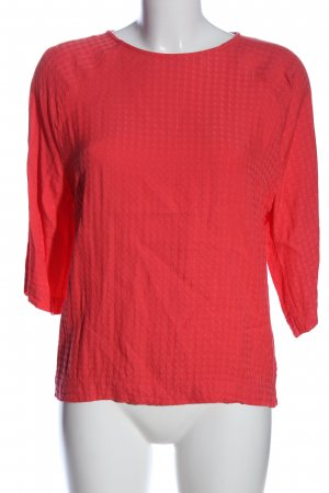 Basic Apparel Slip-over Blouse red casual look